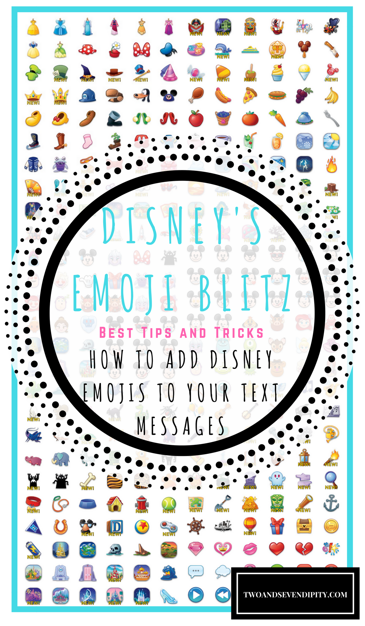 The compelling thing about the Disney Emoji Blitz game is