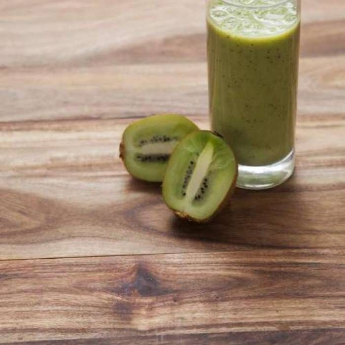 smoothie med kiwi
