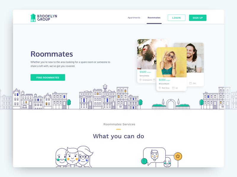 Wonderful Apartment Rental Website
