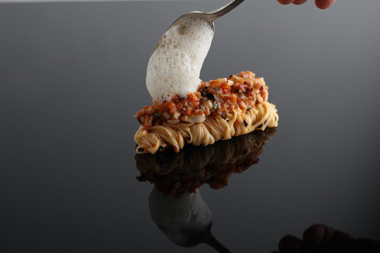 Lobster Bolegnese - A Recipe by Josiah Citrin   FOUR Magazine
