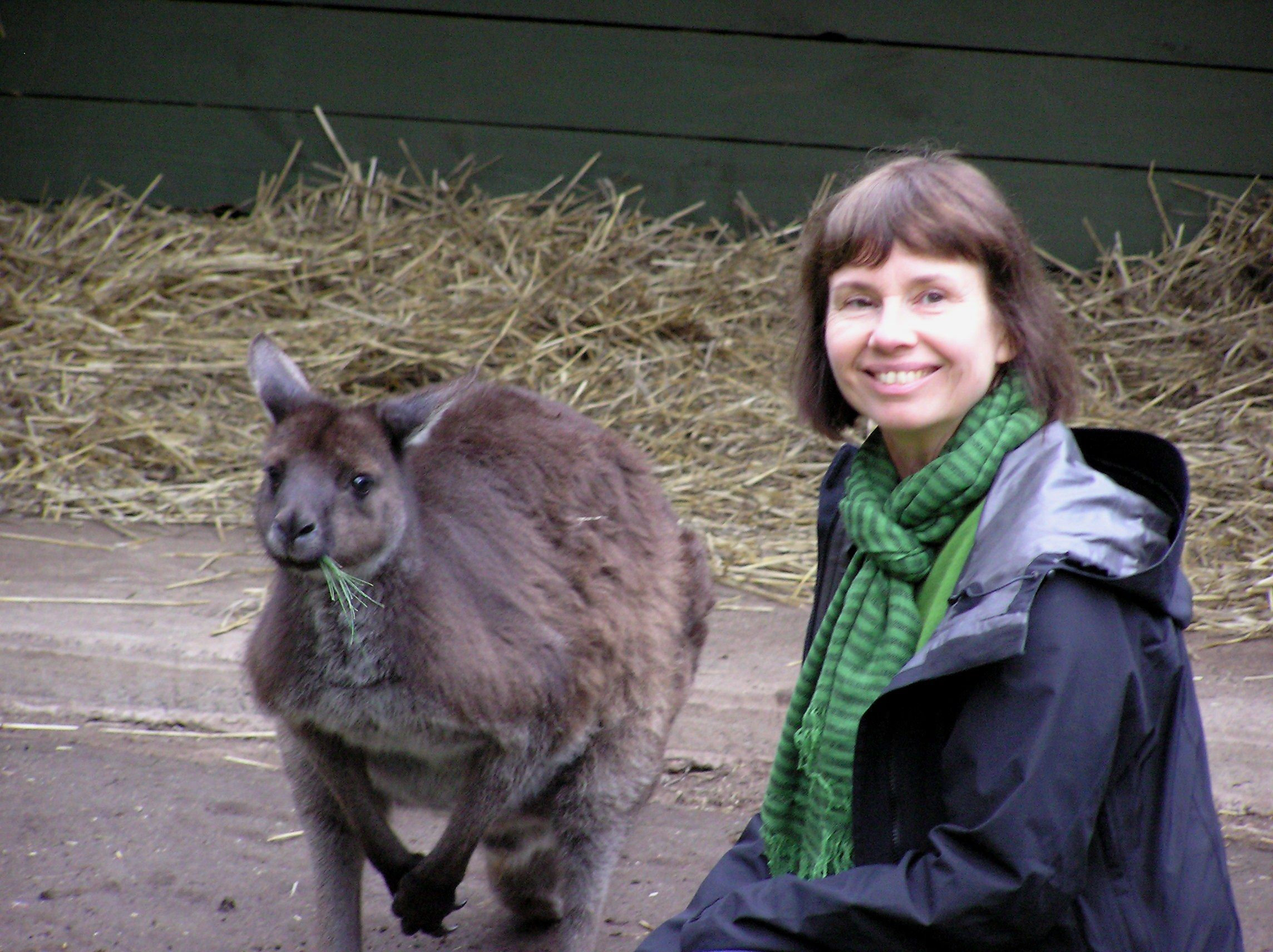 Healesville Sanctuary - Yarra Valley in Victoria, Australia