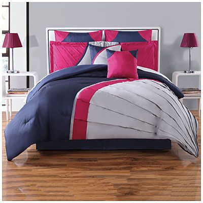 Project Runway® King Size 8-Piece Comforter Set at Big Lots NEED
