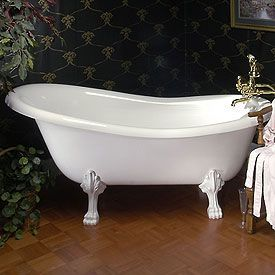 Clawfoot Tub  My Dream Tub For Our Master Bath