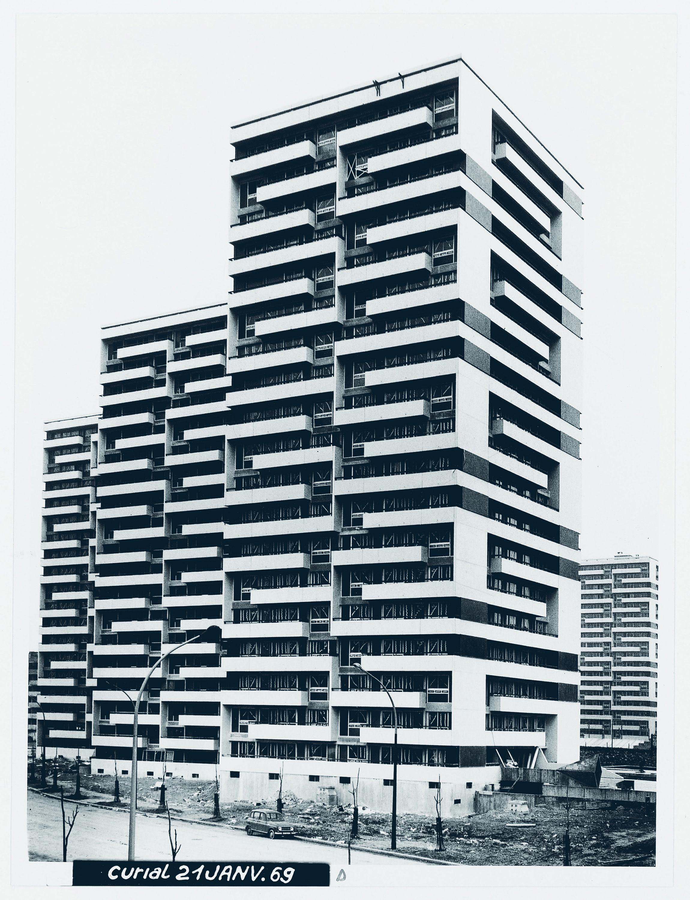 Architecte Cambrai 5/ curial - cambrai g. tessier andré n. coquet / henri auffret / d