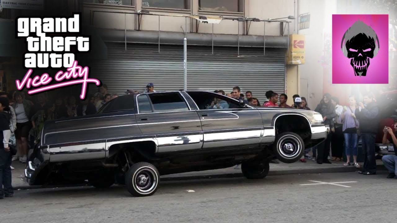 GTA: Vice City - Dancing Car[ No Mods] | Ketsmania | GTA VC