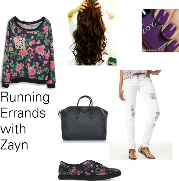 """Running Errands with Zayn"" by one-direction-outfits1 ❤ liked on Polyvore"