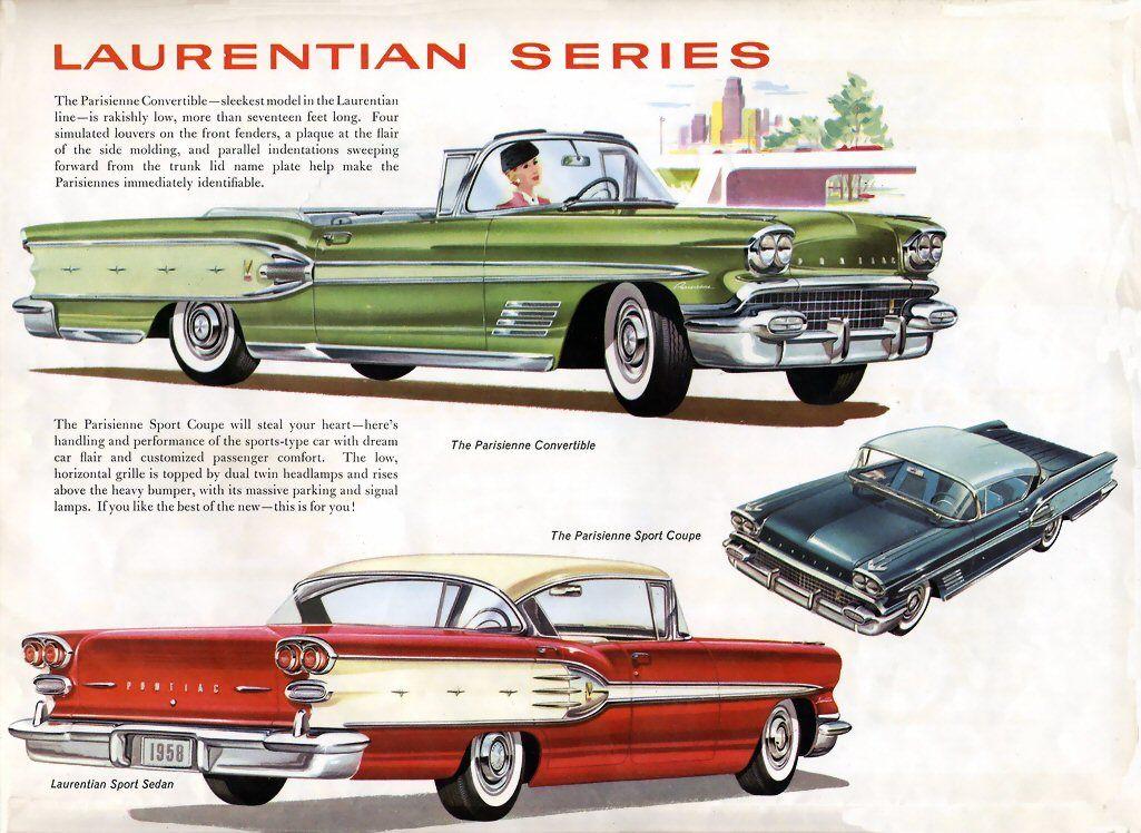 1958 pontiac - Google Search | 1958 | Pinterest | Cars and Wheels