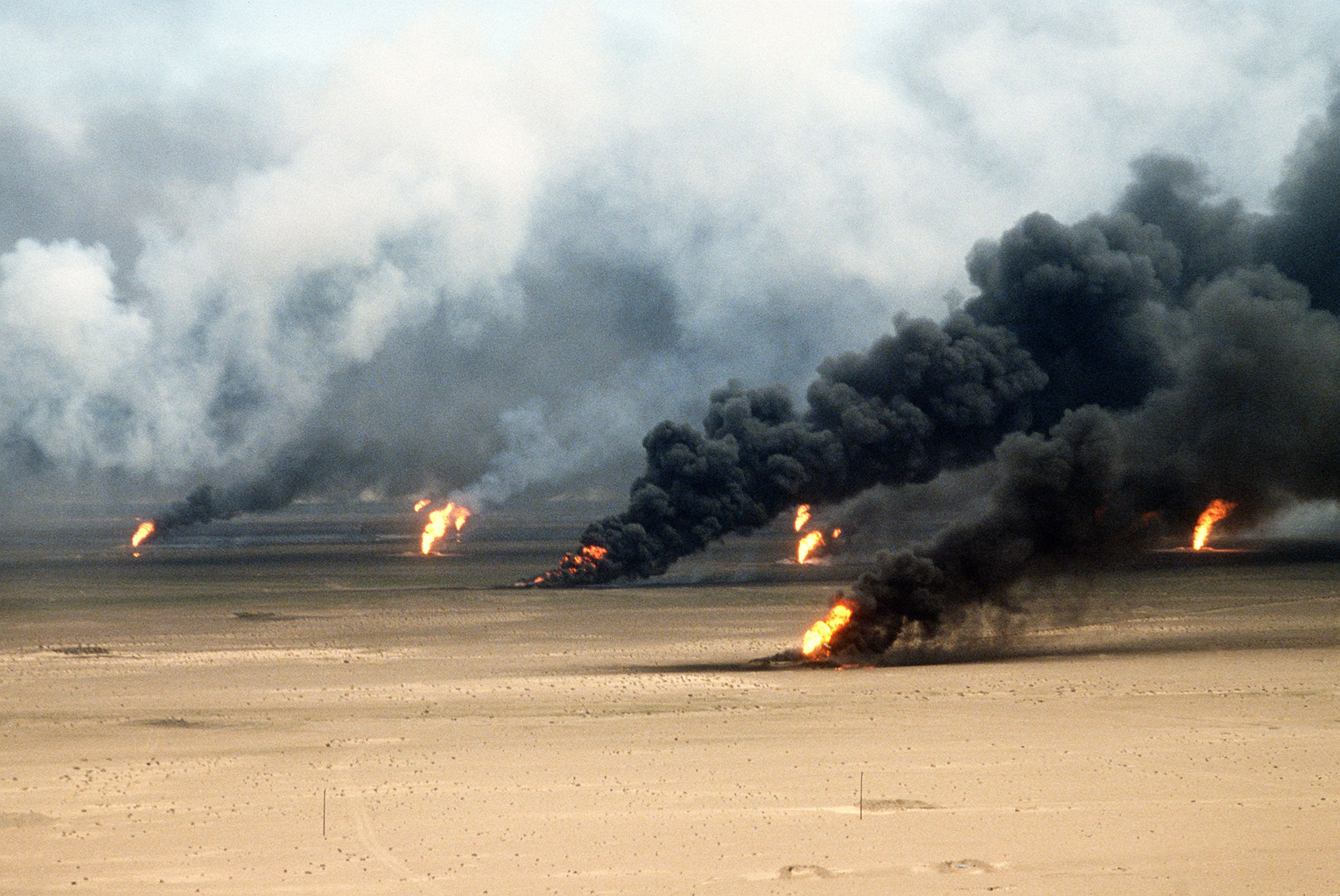 Watch The U S Premier Of Burn Up On Planet Green Deserts Iraq War