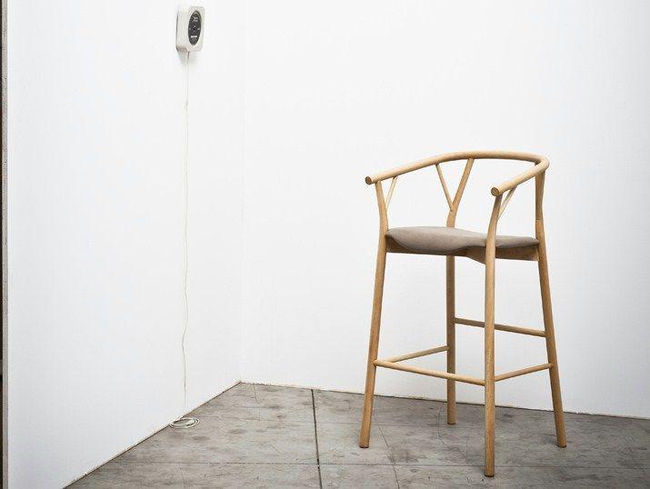 Valerie sgabello legno design e mobili