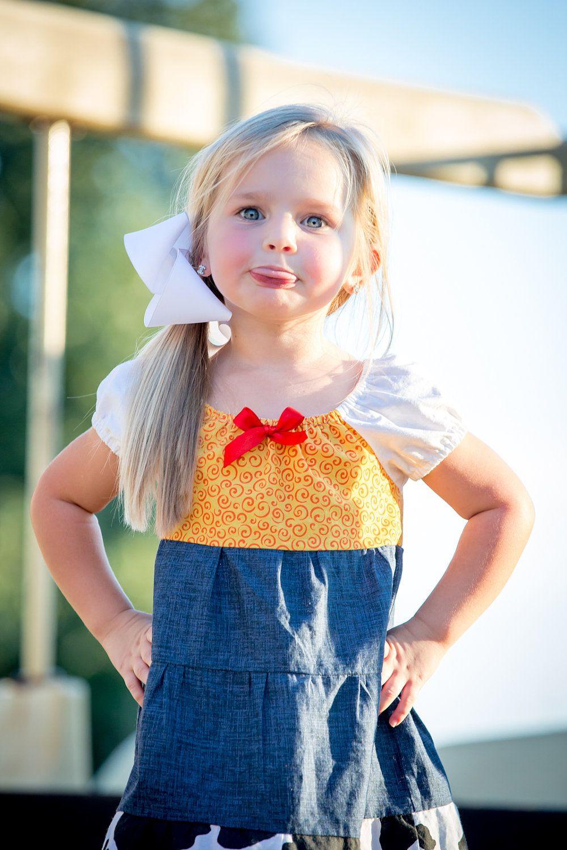 Jessie Dress, Toy Story Jessie Dress, Disney Inspired Dress ...