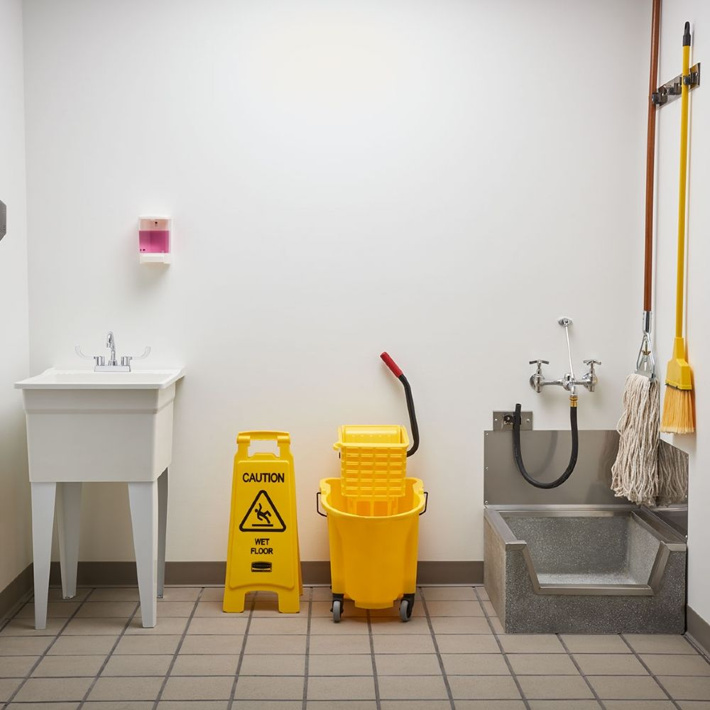 Tsb3002 36 X 36 Stockton Terrazzo Mop Basin Mop Sink