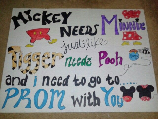 Cute Ways To Ask Out A Girl Google Search Homecoming Pinterest