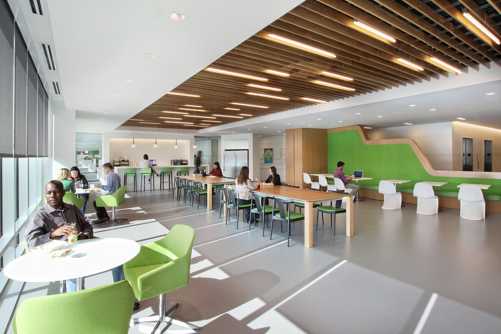 Office Tour Bayer North American Headquarters