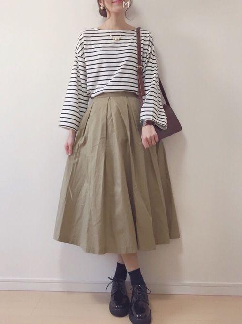 MAYUKO LOWRYS FARMのTシャツ/カットソーを使ったコーディネート - WEAR