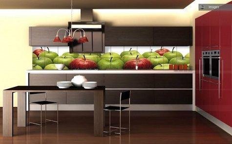 Tegels keukenwand voorbeelden keuken