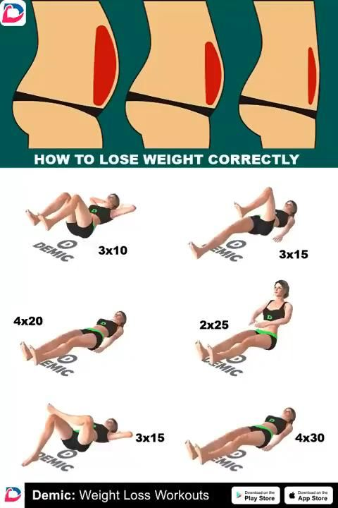 Lose Weight at Home Easily with These Exercises