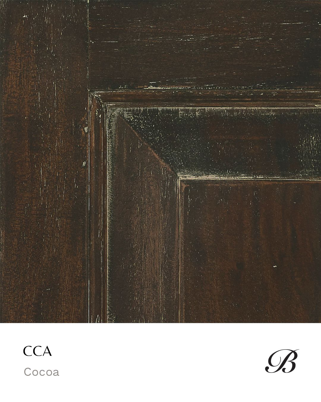 Our Cocoa Wood Stain Finish Is A Relaxed Brown Matte With Grayish White Highlighting The Wood Grain Its Su Bramble Furniture Staining Wood Paint Color Choices