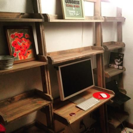 My New Home Office | Do It Yourself Home Projects From Ana White
