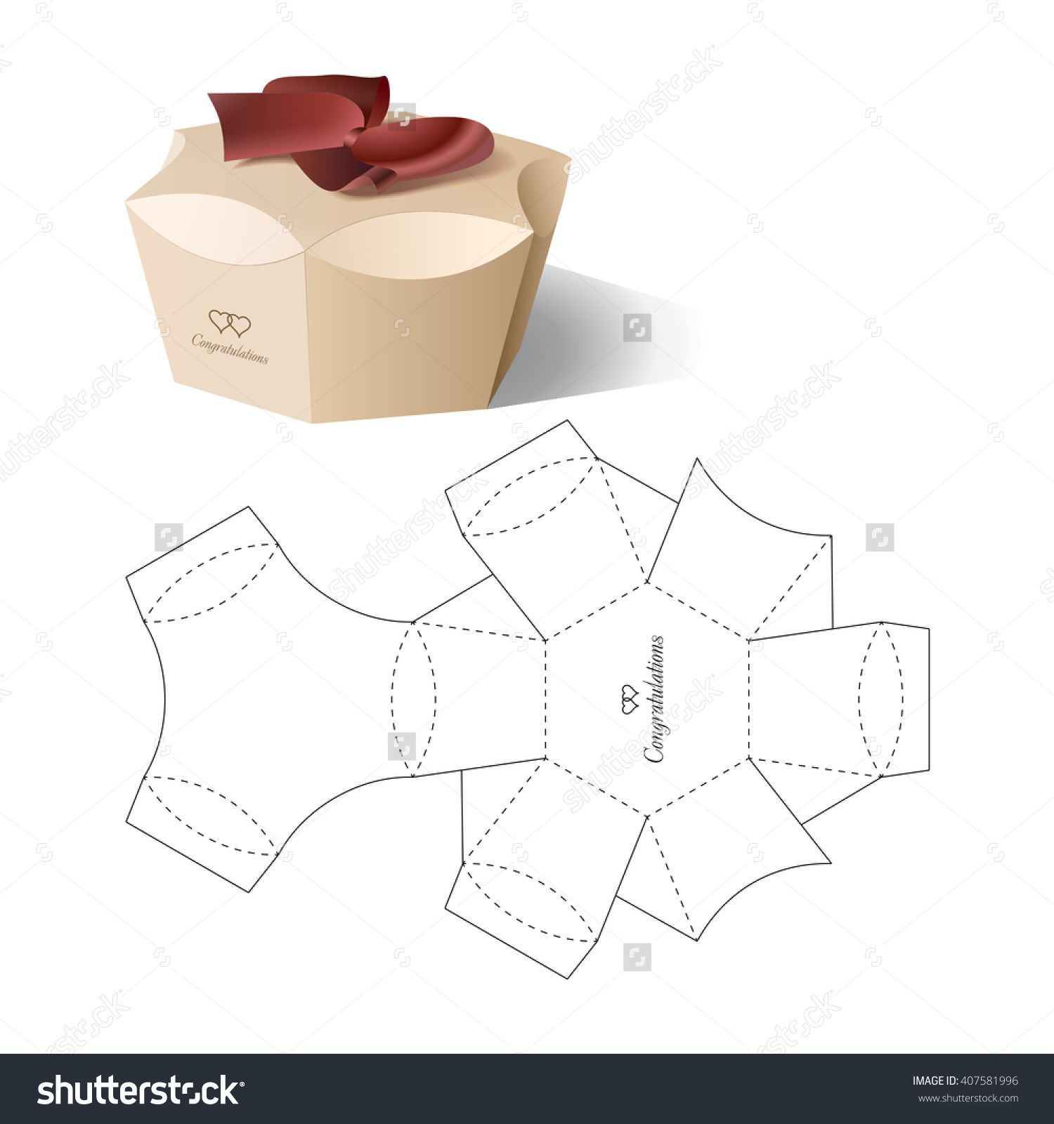 Retail box with blueprint template illustration vectorielle libre de retail box with blueprint template malvernweather Choice Image