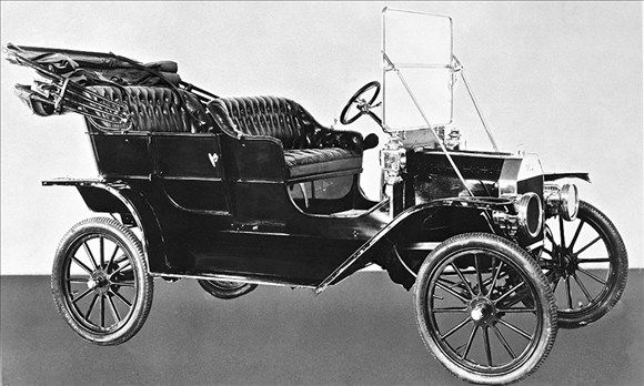 Significant People S Cars Ford Model T 1908 1927 The Model T