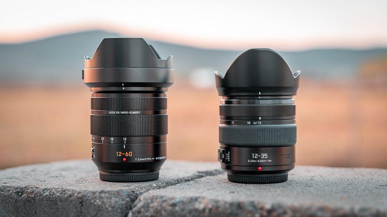 Panasonic Leica 12 60mm F2 8 4 Vs Lumix G X 12 35mm F2 8 Ii On G9 Gh5 Gx Leica Panasonic 35mm