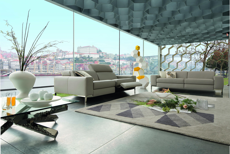 Roche Bobois CALISTO sofa design R Tapinassi & M Manzoni