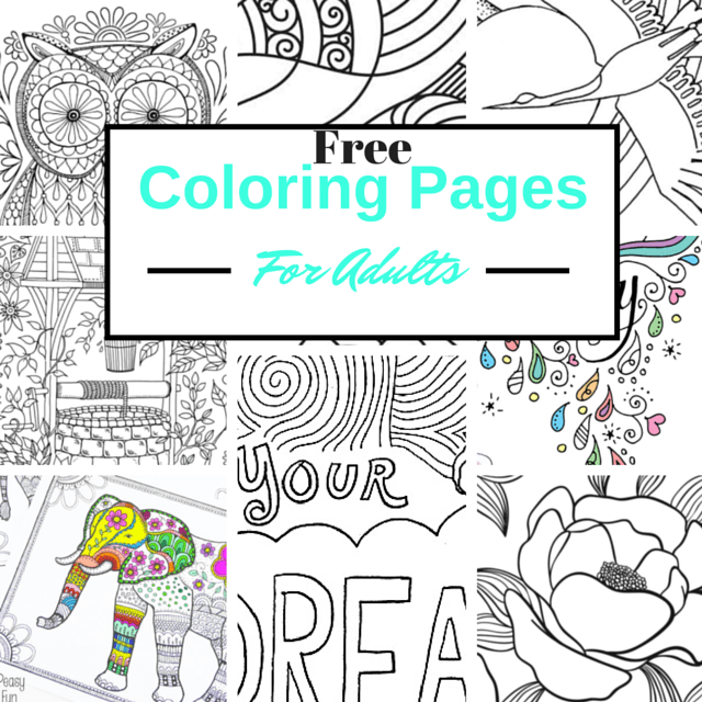 Free Adult Coloring Pages Free Adult Coloring Pages Coloring Pages Coloring Books