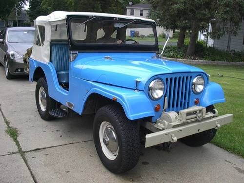 65 Cj7 Tuxedo Park Jeep Monster Trucks Vehicles