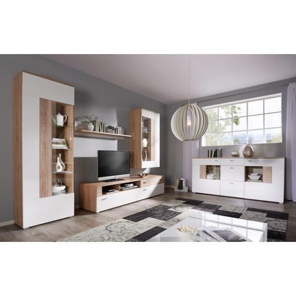 Best Hochwertige Wohnwand f r mehr Eleganz in Ihrem Wohnzimmer