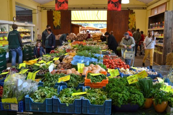 Der Gertrudenhof Bauernmarkt