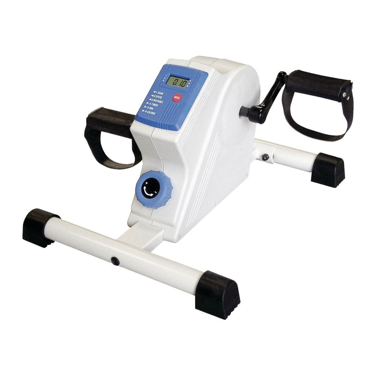 Cando pedal exerciser deluxe with lcd monitor no