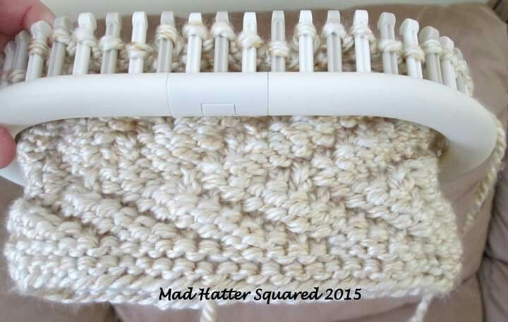 Knit 2, Purl 3 for 2 inches, then reverse direction] | tricotin ...