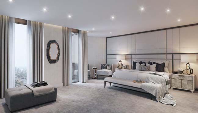 Duplex Penthouse, St James