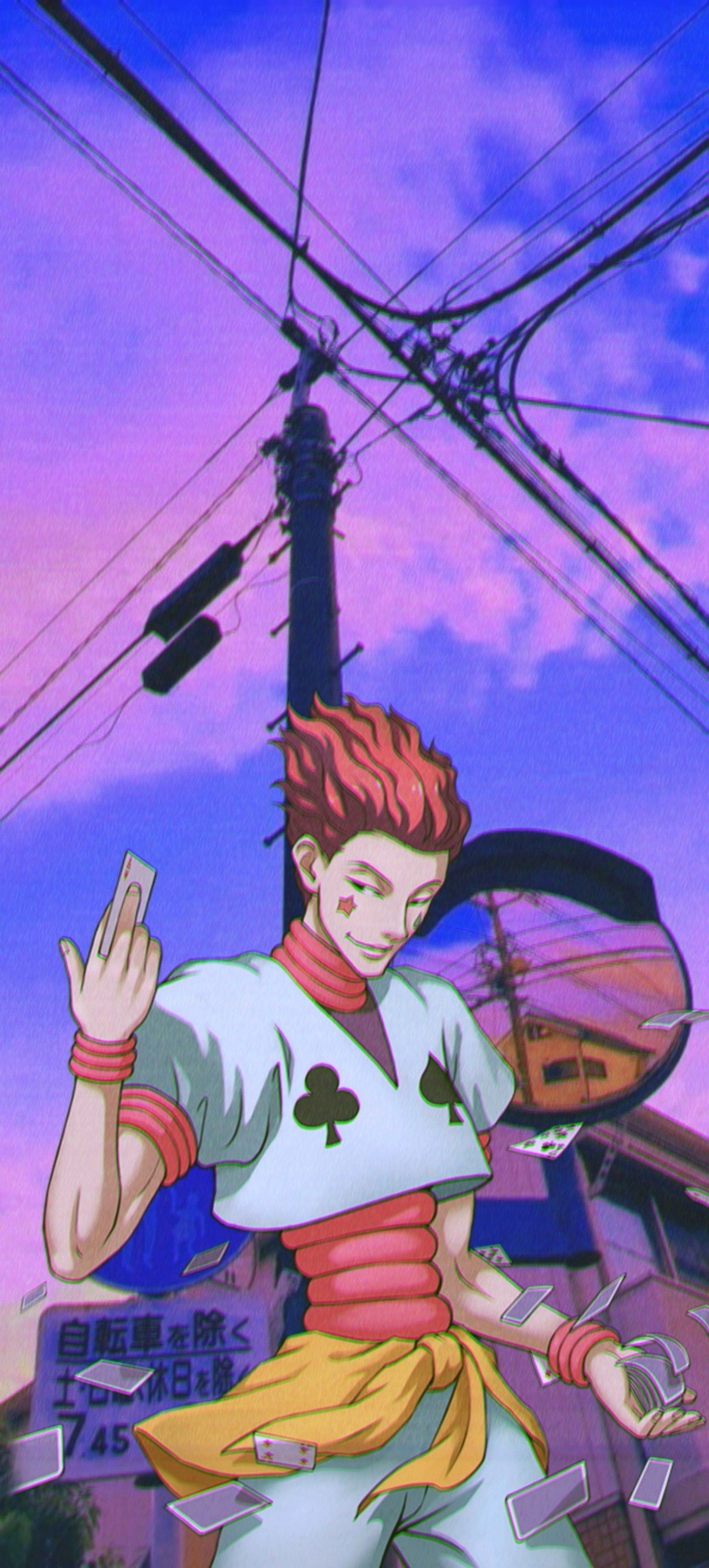 A collection of the top 37 hunter x hunter phone wallpapers and backgrounds available for download for free. Pin on Hisoka | Anime wallpaper iphone, Anime, Cool anime ...