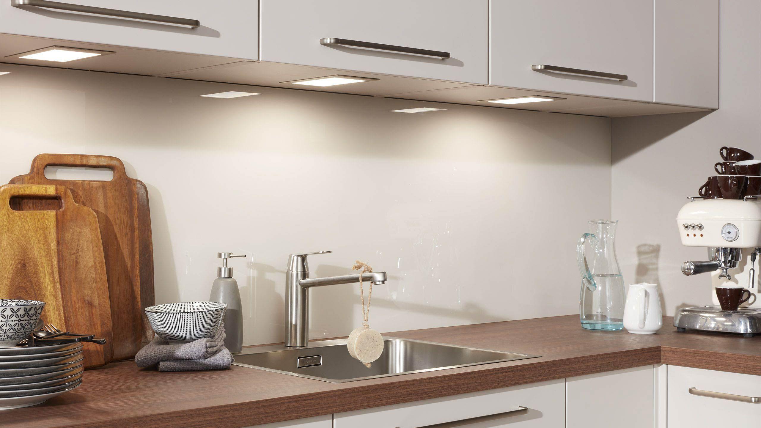Indirekte Beleuchtung In Kuchen Moderne Kuche Indirekte Beleuchtung Oberschranke