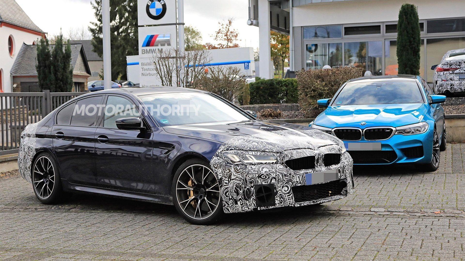 2020 BMW M5 Get New Engine System Release