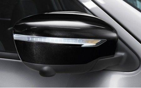 nissan new juke black z11 mirror caps ke960bv030bk. Black Bedroom Furniture Sets. Home Design Ideas