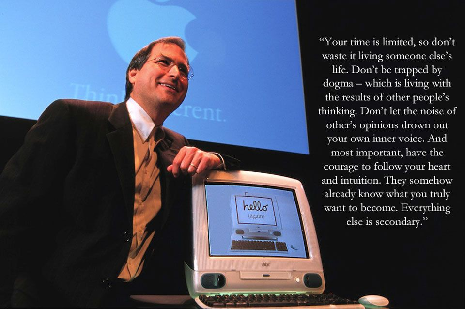 Steve Jobs Motivational Quotes This Is Beautiful. Check It Out!