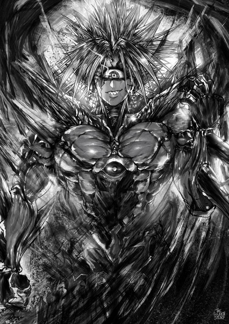 Lord boros onepunch man by thegoldensmurf on deviantart