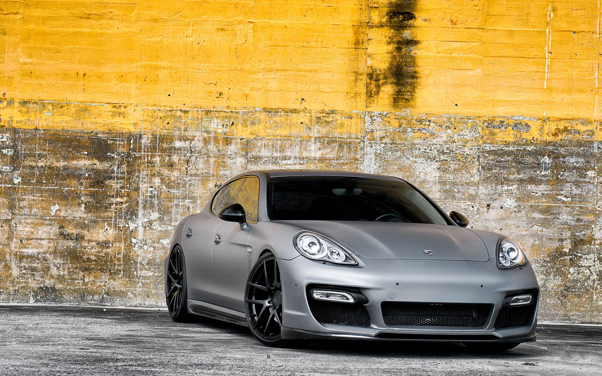 Matte Finish Porsche Panamera WallPaper HD - http://imashon.com/w ...