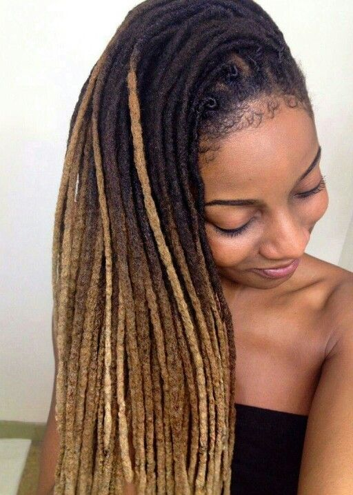 Heres How You Can Install Super Long Goddess Faux Locs On Any Hair