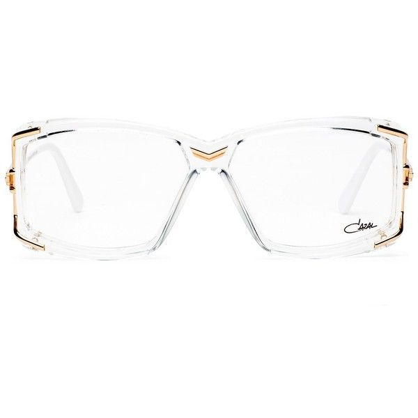 9f357120fc6 Cazal 179 Luxury Optical Frames ( 430) ❤ liked on Polyvore featuring  accessories