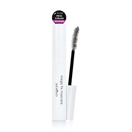 BEYOND Mega Fix Mascara (02. CURLING) from Beyond | Find more cruelty-free beauty @Quirkist |