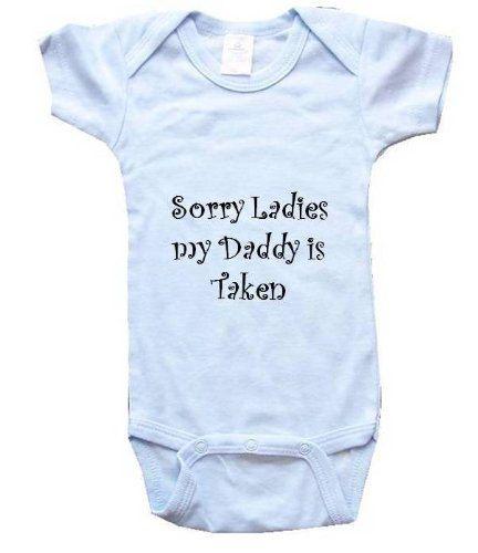 Baby OnesiePersonalized Giftsfunny onesieSorry by BIGBOYMUSIC, $14.99