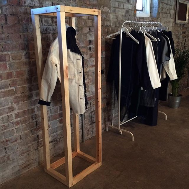 Press Day with our PR @thisisyourhomenow  Wooden frame by @joseph_bond