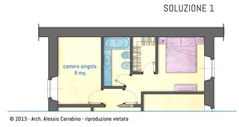 Photo of Camera Da Letto Piccola Con Cabina Armadio Con Una Cabina Armadio Nella Camera M…