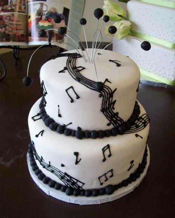 Kuchen mit musik