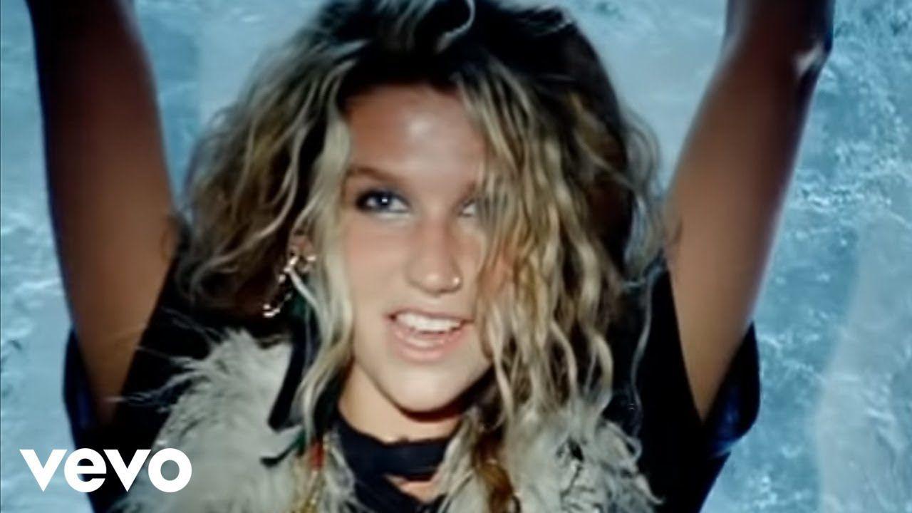 Ke Ha Tik Tok Official Music Video Music Videos