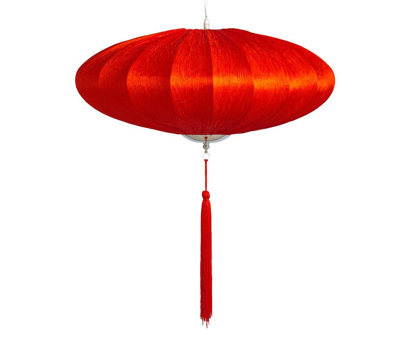 Pendente Tang Maxe Vermelho - Bivolt   Westwing - Casa & Decoração