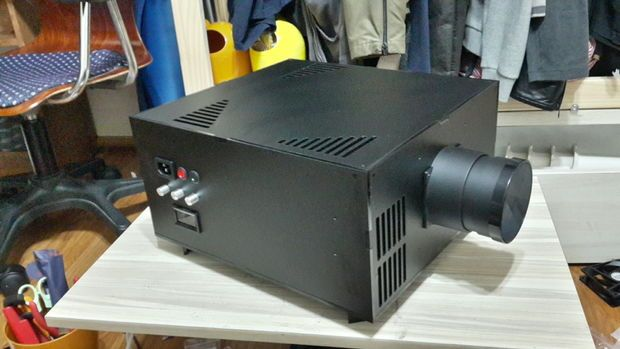 Diy 2k2560x1440 led beam projector arduino and electronics diy 2k2560x1440 led beam projector solutioingenieria Choice Image